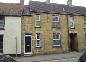 Thumbnail 1 bedroom terraced house to rent in Mill Street, Gamlingay, Bedfordshire