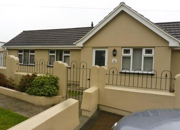 Thumbnail 2 bed bungalow to rent in Underwood Road, Plympton, Plymouth