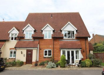 Thumbnail 2 bed flat for sale in Bakerswood Close, Woburn Road, Heath And Reach, Leighton Buzzard