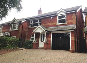 Thumbnail 3 bed detached house to rent in Elvetham Road, Edgbaston, Birmingham