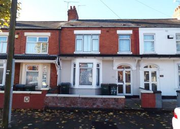 Thumbnail 3 bed terraced house for sale in Churchill Avenue, Coventry, West Midlands