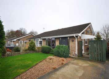 Thumbnail 2 bed property for sale in Woolmoor Close, Thirsk
