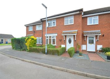 Thumbnail 3 bed terraced house for sale in Woolley Close, Brampton, Huntingdon, Cambridgeshire