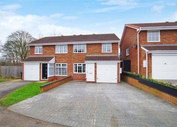 Thumbnail 3 bedroom semi-detached house to rent in Roundway Down, Freshbrook, Swindon