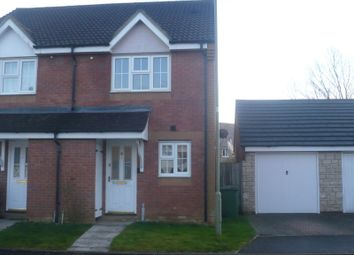 Thumbnail 2 bed semi-detached house to rent in Century Close, Faringdon