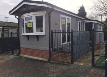 2 bed mobile/park home for sale in Sunny View Park, Grange Lane, Alverley, Doncaster DN11