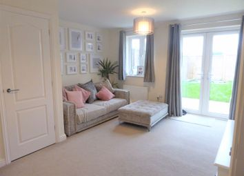 Thumbnail 2 bed end terrace house for sale in Montgomery Grove, Dunstable