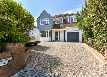 Thumbnail 4 bed detached house for sale in Summerley Lane, Felpham