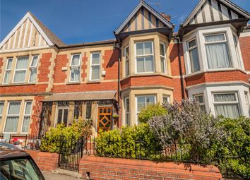 Thumbnail 3 bed terraced house for sale in Farmville Road, Splott, Cardiff