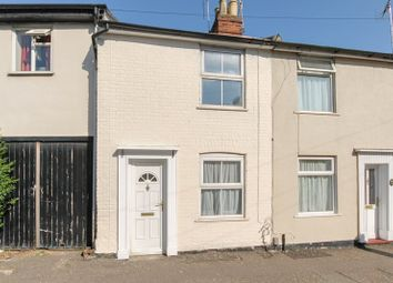Thumbnail 2 bed terraced house for sale in Harwich Road, Colchester