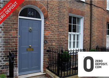 Thumbnail 4 bed terraced house to rent in Castle Street, Canterbury