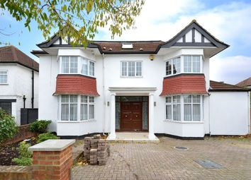 Thumbnail 7 bed detached house for sale in Elliot Road, London