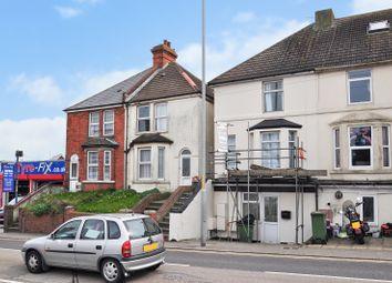 Thumbnail 3 bedroom semi-detached house to rent in Cheriton High Street, Folkestone