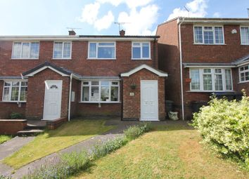 Thumbnail 3 bed semi-detached house to rent in Church Street, Earl Shilton, Leicester