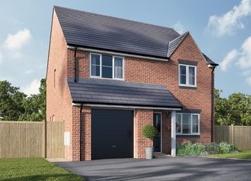 "Thumbnail 4 bed detached house for sale in ""The Goodridge"" at Station Approach, Westbury"