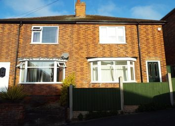 Thumbnail 3 bed property to rent in Perlethorpe Avenue, Gedling