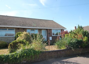 Thumbnail 3 bedroom semi-detached bungalow to rent in Merrifield Road, Lowestoft
