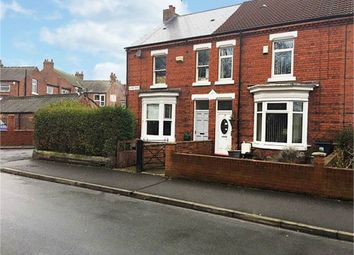 Thumbnail 3 bed end terrace house for sale in Glebe Road, Darlington, Durham