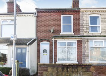 Thumbnail 3 bedroom terraced house for sale in Hardy Road, Norwich