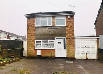 Thumbnail 2 bed detached house to rent in Shady Lane, Great Barr, Birmingham