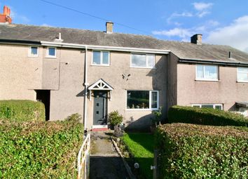 Thumbnail 3 bed terraced house for sale in Langdale Road, Carnforth