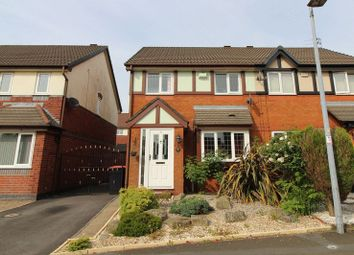 Thumbnail 3 bed semi-detached house for sale in The Gateways, Pendlebury, Swinton, Manchester