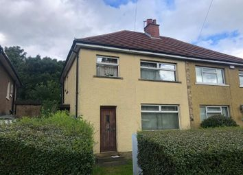 Thumbnail 3 bed semi-detached house for sale in Kingston Avenue, Huddersfield