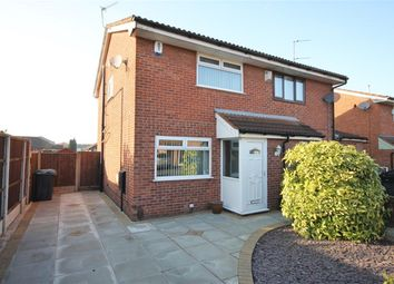 Thumbnail 2 bedroom semi-detached house for sale in Tiverton Close, Widnes