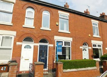 Thumbnail 2 bed terraced house for sale in Osborne Road, Cale Green, Stockport