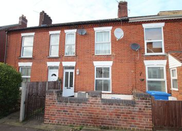Thumbnail 4 bed terraced house for sale in Northcote Road, Norwich