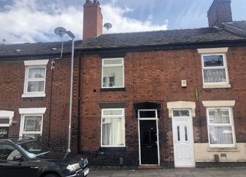 Thumbnail 2 bedroom terraced house for sale in Bank Street, Stoke-On-Trent, Staffordshire