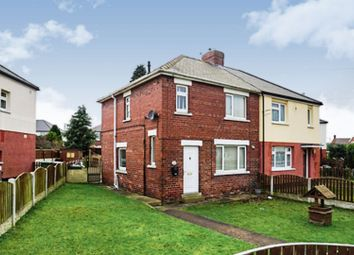 Thumbnail 3 bed semi-detached house for sale in Broomhill Square, Knottingley