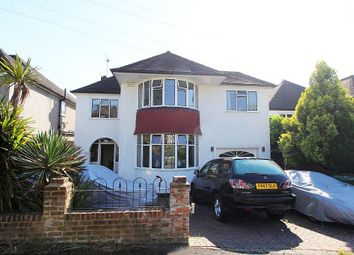 Thumbnail 5 bed detached house for sale in Bramley Road, Cheam, Sutton, London