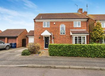 Thumbnail 4 bed property for sale in Fishers Way, Godmanchester, Huntingdon