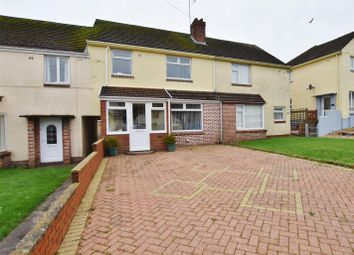 Thumbnail 3 bed terraced house for sale in St. Lawrence Avenue, Hakin, Milford Haven
