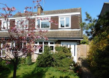 Thumbnail 2 bed semi-detached house for sale in Gleneagles Close, Daventry