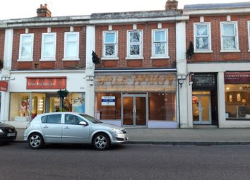 Thumbnail Retail premises to let in 99 Southbourne Grove, Southbourne, Bournemouth