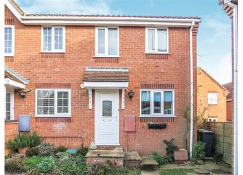 Thumbnail 2 bed end terrace house for sale in Acorn Road, North Walsham