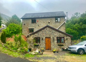 Thumbnail 4 bed detached house to rent in Cerrig Llwydion, Pontrhydyfen, Port Talbot
