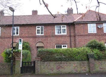 Thumbnail 3 bed terraced house to rent in Croftside, York