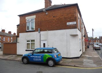 Thumbnail 1 bedroom flat to rent in Hoby Street, West End, Leicester