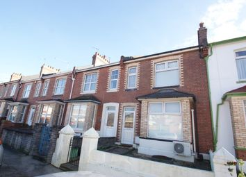 Thumbnail 4 bed terraced house for sale in Churchward Road, Paignton