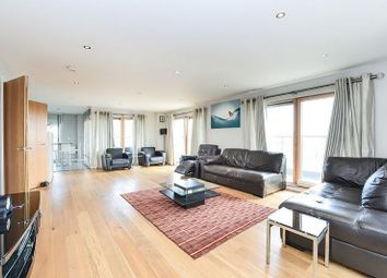 Thumbnail 3 bed flat to rent in Heritage Avenue, London