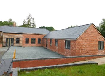Thumbnail 4 bed barn conversion for sale in Forden, Welshpool, Powys