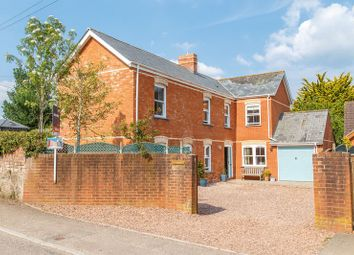 Thumbnail 4 bedroom detached house for sale in Fordton, Crediton
