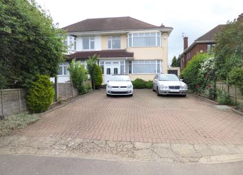Thumbnail 3 bed semi-detached house for sale in Barnet Road, Potters Bar