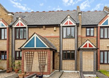 Thumbnail 2 bed terraced house to rent in Wellington Terrace, Wapping, London