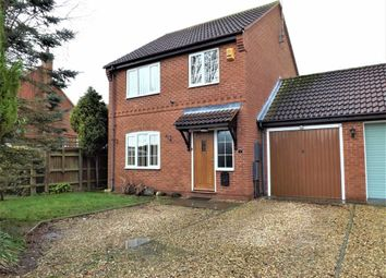 Thumbnail 3 bed link-detached house for sale in Broome Way, Holbeach, Spalding