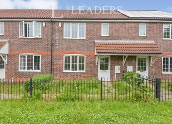 Thumbnail 3 bed terraced house to rent in Whitefriars Road, Lincoln
