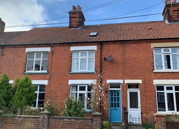 Thumbnail 3 bedroom terraced house for sale in Kitchener Road, Melton Constable